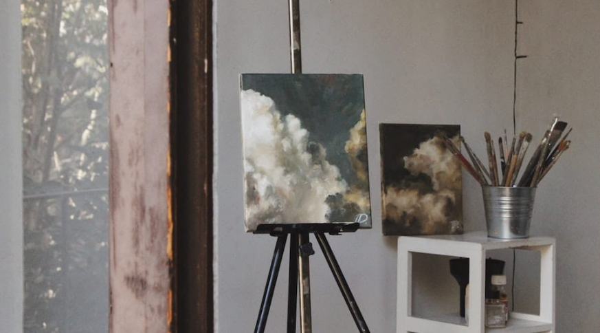 How to overcome the artist's block